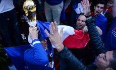 Pasaules kauss futbolā – sākas pusfinālistu noskaidrošana