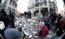 Pasaules līderi Parīzē pievienosies masu protestam pret islāmistu ekstrēmistu noziegumiem