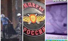 Video apskats: 'Putina baikeri' Krimā, Kannu kinofestivāls, 50 ķīnieši vienā automašīnā