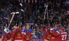 IIHF no Krievijas pieprasījuši WADA ziņojumā pieminēto 14 hokejistu vārdus
