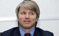 Olimpiskais čempions paukošanā Kolobkovs kļuvis par jauno Krievijas sporta ministru