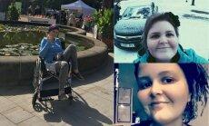 Ārsti Latvijā ir izdarījuši visu, kas viņu spēkos. Odrija lūdz palīdzību vēža uzveikšanai
