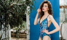 ФОТО. Популярный латвийский бренд представил новую коллекцию купальников