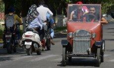 Indija līdz 2030. gadam vēlas atteikties no spēkratiem ar iekšdedzes dzinēju