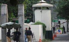 Terora draudu dēļ evakuē ASV konsulātu Lahorā