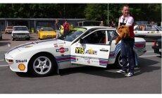 Video: Kristaps un viņa pārbūvētā 'Porsche 944' stāsts
