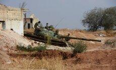 Krievu tūrkompānija plāno nākamgad piedāvāt ekskursijas uz karstajiem punktiem Sīrijā