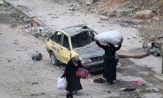 Sīrijas armija 'pēdējo reizi' brīdina nemierniekus ātri pamest Alepo pirms sākas tīrīšana