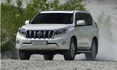 'Toyota' saglabā pasaulē lielākā autoražotāja titulu