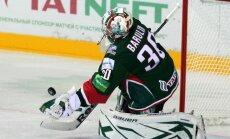 Baruļins, Lī un Pestuško nosaukti par KHL septembra mēneša labākajiem spēlētājiem