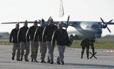 Sīrijā pazudusi Krievijas militārā lidmašīna ar 14 karavīriem