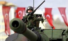 Армия Турции заняла позиции в сирийской провинции Идлиб