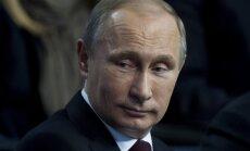 "Немецкий таблоид составил список ""причуд"" Путина"