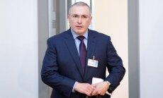 Ходорковский усомнился в действенности санкций Запада в отношении РФ