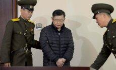 Ziemeļkoreja atbrīvo kanādiešu mācītāju