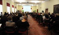 'Vienotības' valde 'iesaldē' jautājumu par Vidiņa izslēgšanu