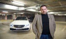 Maskavā arestēts korupciju autoinspekcijā atmaskojušais blogeris