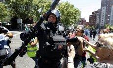Madridē izceļas sadursmes starp policiju un protestējošajiem ogļračiem