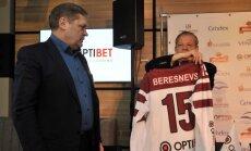 Latvijas hokeja izlases 2015. gada modelis - ar patriotisma deficītu un skatu nākotnē