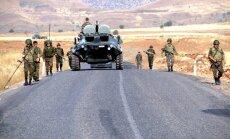ASV brīdina Turciju par plāniem uzbrukt kurdiem