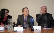 LTV vadītāja amata kandidāti atbalsta plānoto radio un televīzijas apvienošanu (foto)