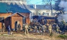 Ugunsgrēkā psihiatriskajā slimnīcā Krievijā 38 bojāgājušie (+FOTO)(15:15)