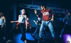 Indiešu horeogrāfs 'Palladium' radījis dejas uzvedumu 'Sight through Insight'
