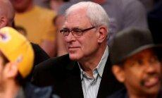 Džeksons nākamajā sezonā varētu vadīt 'Knicks' komandu mājas spēlēs
