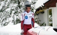 LBF: Oskars Melbārdis – gandrīz zaudēts bobsleja pilots