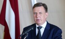 Кучинскис о запусках ракет Россией: Бояться нет причин