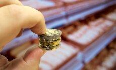 Kopbudžeta pārpalikums četros mēnešos - 155 miljoni eiro; gada beigās prognozē deficītu