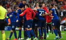 Mančestras 'United' emocionālā UEFA Eiropas līgas finālā nodrošina ceļazīmi uz Čempionu līgu