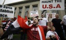 Sīrijas konflikts: Obama vēl domā par uzbrukumu Sīrijai; sola rīcību
