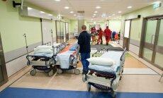 Lielajām slimnīcām Rīgā ģimenes ārstu streiks radīs lielāku pacientu pieplūdumu