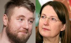 Reinis Pētersons un Anita Paegle nominēti prestižajai Lindgrēnes balvai