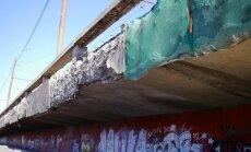 Готовимся к пробкам: Островной мост перекрывают для долгой реконструкции