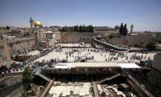 Eiropas valstis: Trampa lēmums par Jeruzalemi neatbilst ANO rezolūcijām