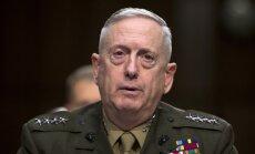 """Глава Пентагона пригрозил КНДР """"гибелью режима и уничтожением народа"""""""