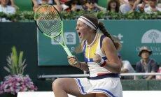 Ostapenko kandidē uz gada labākās tenisistes balvu