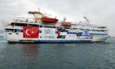 Turcija un Izraēla vienojas ātri normalizēt attiecības
