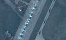 ASV vēlas 'stingrus pierādījumus' par Krievijas spēku atvilkšanu no Ukrainas robežas