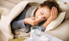 Все попавшие в больницу с гриппом— из Даугавпилса