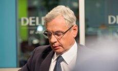 LNT Ziņas: Šadurskis netur solījumu nekavēt divu augstskolu rektoru apstiprināšanu