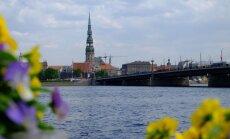 Foto: Rīga ziedonī aculiecinieka acīm