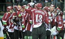 Rīgas 'Dinamo' sešas sezonas KHL: vairāk pa 'augšām' nekā pa 'lejām'