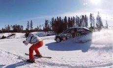 Video: Kens Bloks ar savu 'Ford' plosās Krievijā