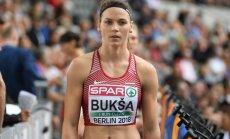 Savainojuma dēļ Bukša izstājas no EČ 200 m sprinta pusfināla