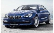 'Alpina' uz BMW bāzes radījis savu visātrāko auto