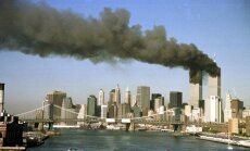 Melnā diena: pirms 14 gadiem teroristi sagrāva Ņujorkas 'dvīņu torņus'