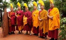 Glastonberijas festivālā uzstāsies Tibetas mūki
